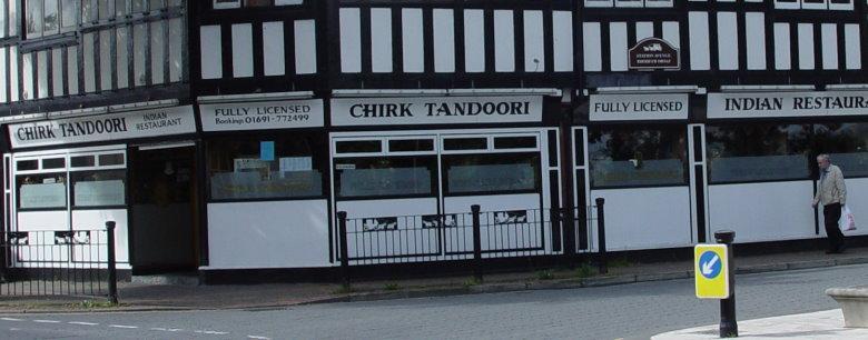 Berwyn Bed And Breakfast Chirk Wrexham